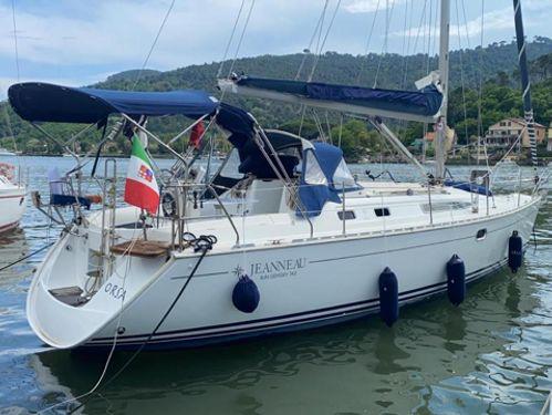 Zeilboot Jeanneau Sun Odyssey 34 · 1998