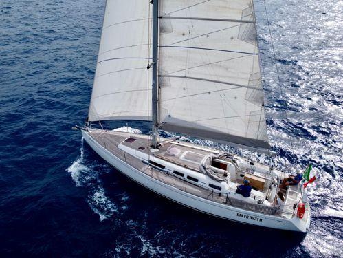 Barca a vela Grand Soleil 45 · 2006