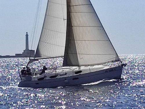 Sailboat Beneteau Oceanis Clipper 361 · 2001
