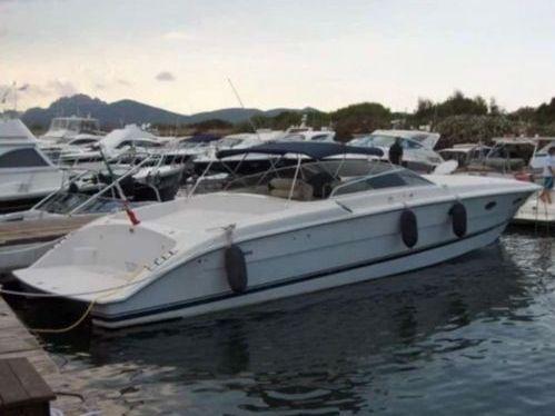 Imbarcazione a motore Tornado 44 · 2003