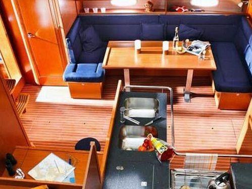 Sailboat Bavaria 51 · 2009