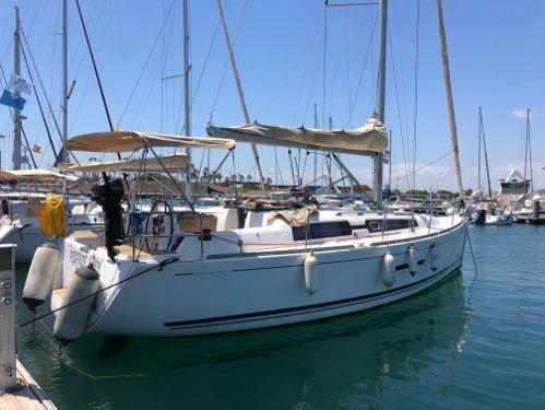 Segelboot Dufour 375 · 2011