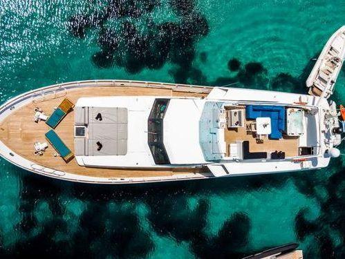 Motorboat Cantieri Di Pisa Fly 92ft · 1996