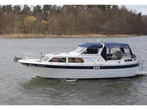 Houseboat Agder 840 · 2002