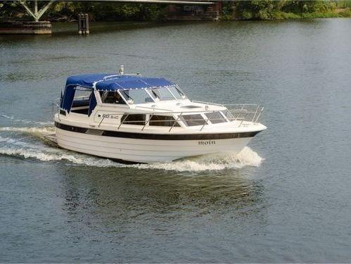 Houseboat Agder 840 · 2009