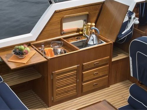 Huisboot Agder 840 · 2009