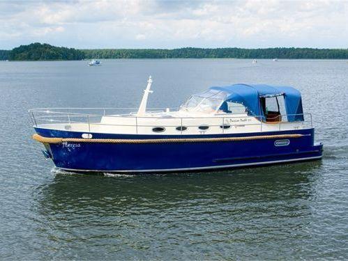 Hausboot Passion 1000 · 2010