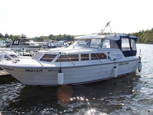 Huisboot Agder 950 · 1996