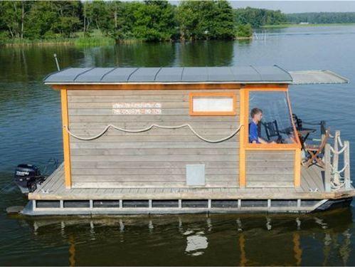 Huisboot Custom Built · 2010