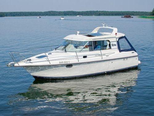 Motorboot Nimbus 280 Coupe · 1997