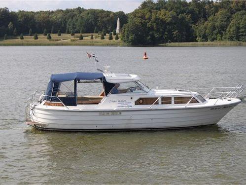 Houseboat Agder 950 · 1996