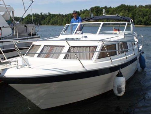 Huisboot Agder 840 · 2002