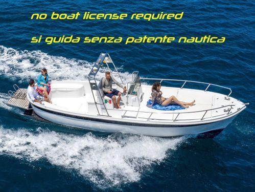 Imbarcazione a motore Ingenito Gozzo 750 · 2018