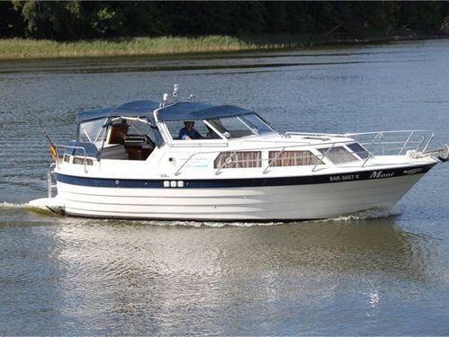 Houseboat Agder 840 · 1993