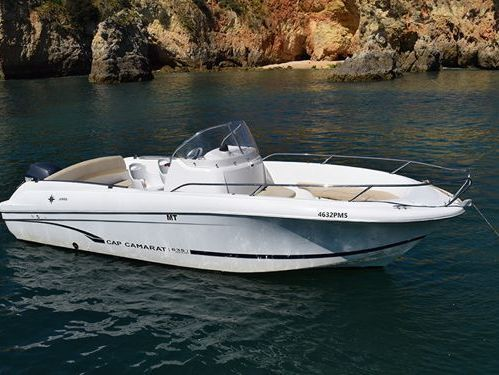 Speedboat Jeanneau Cap Camarat 635 · 2005