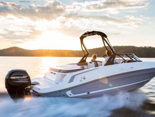 Speedboot Bayliner VR 5 · 2021