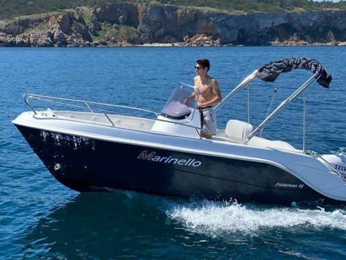 Motoscafo Marinello Fisherman 16 · 2021