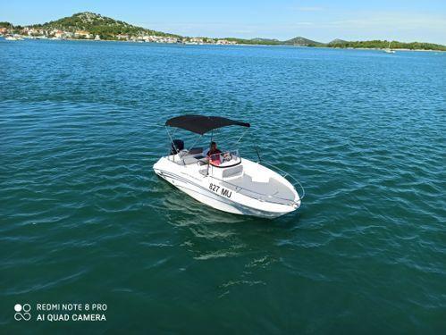 Speedboat Atlantic Marine 570 · 2019