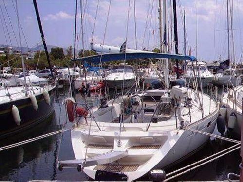 Segelboot Jeanneau Sun Odyssey 47 · 1993