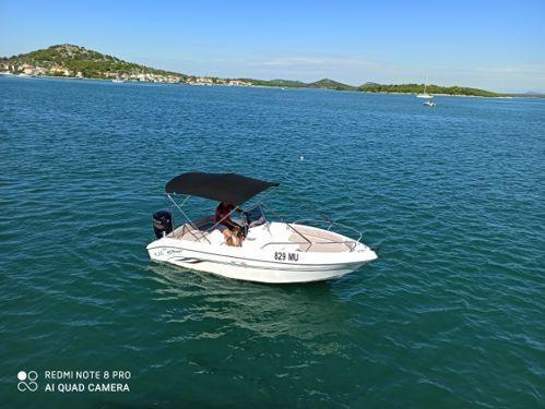 Speedboat Atlantic Marine 530 Open · 2019