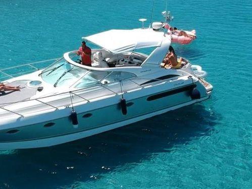 Motorboot Fairline Targa 43 · 2002