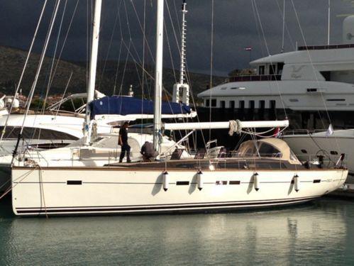 Barca a vela D&D Kufner 54 · 2016