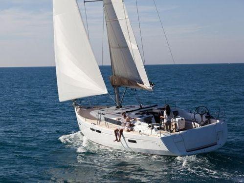 Segelboot Jeanneau Sun Odyssey 479 · 2018