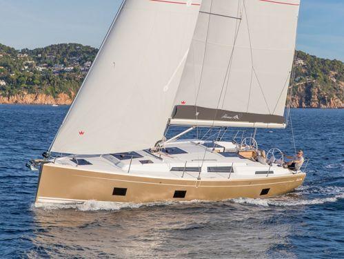 Barca a vela Hanse 418 · 2022