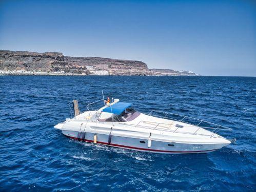 Imbarcazione a motore Tullio Abbate 46 Exception · 1991