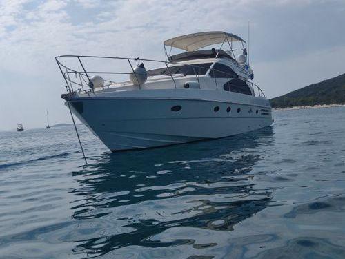 Motorboot Azimut 58 Fly · 1995