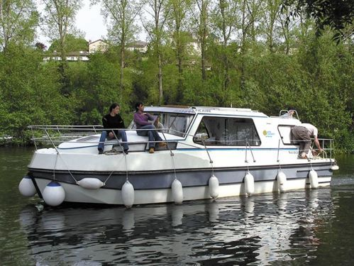 Motorboot Nicols Riviera 920 · 1990