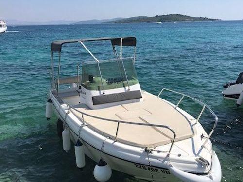 Speedboat HM 22 Flyer · 2013