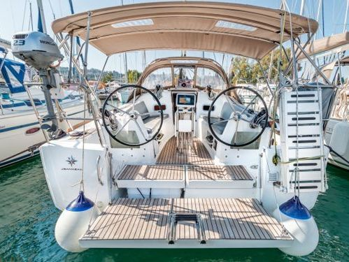 Barca a vela Jeanneau Sun Odyssey 349 · 2017