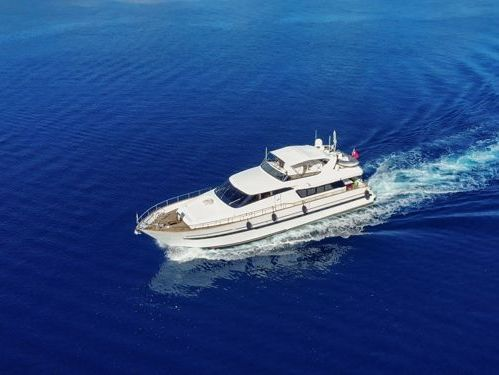Motorboot Motoryacht Motoryacht · 2001