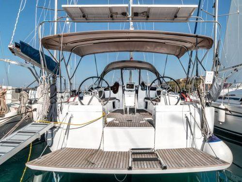 Barca a vela Jeanneau Sun Odyssey 449 · 2019
