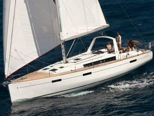 Barca a vela Beneteau Oceanis 45 · 2012