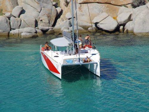 Catamaran Aventura 33 · 2015
