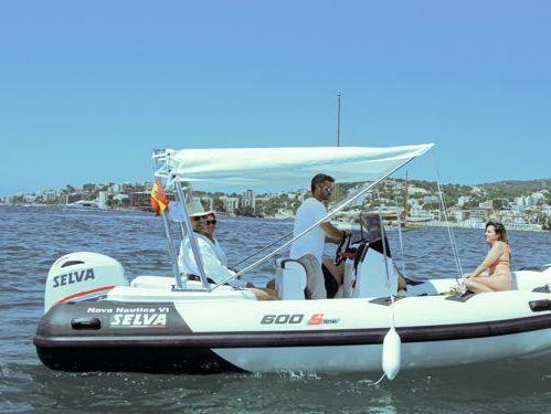 RIB Italboat Predator D600 · 2020