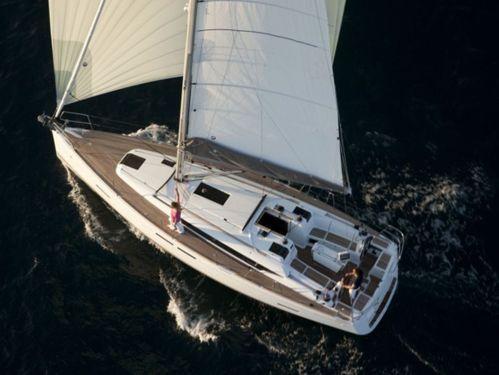 Segelboot Jeanneau Sun Odyssey 409 · 2015