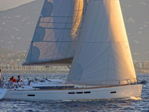 Segelboot Jeanneau Sun Odyssey 519 · 2018