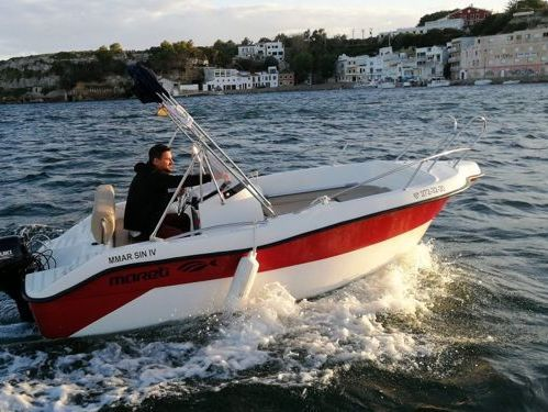 Speedboat Mareti 450 Open · 2020