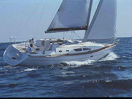Sailboat Jeanneau Sun Odyssey 37 · 2003