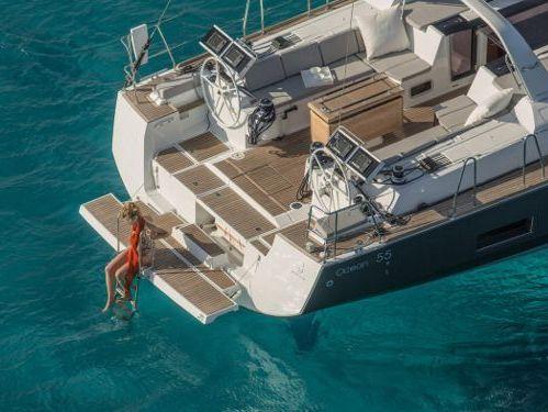 Barca a vela Beneteau Oceanis 55 · 2015