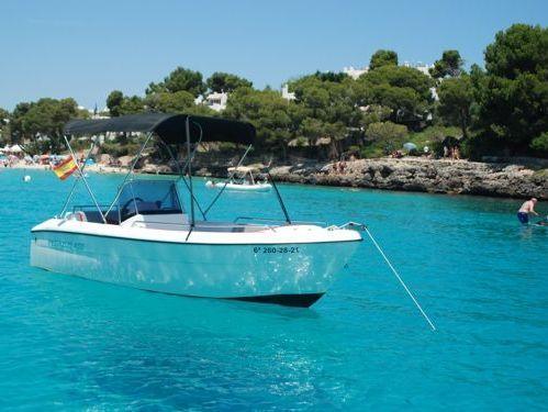 Motorboat Pegazus 460 · 2020