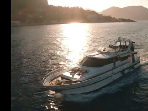 Motorboat Canados 70 · 1984