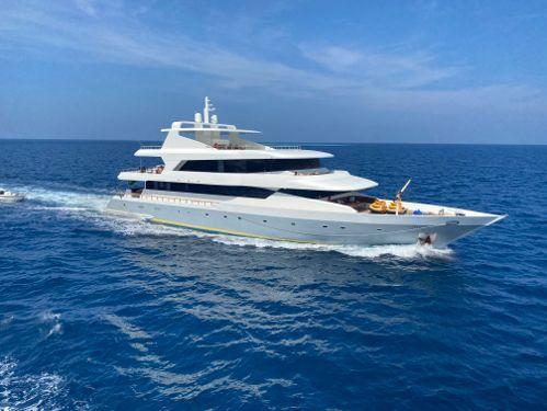 Motorboot Custom Built · 2019