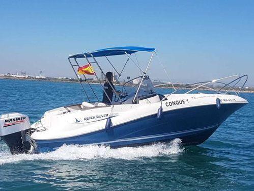 Speedboat Quicksilver Commander 635 · 2005