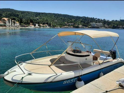 Speedboat Fisher 20 Sun Deck · 2018
