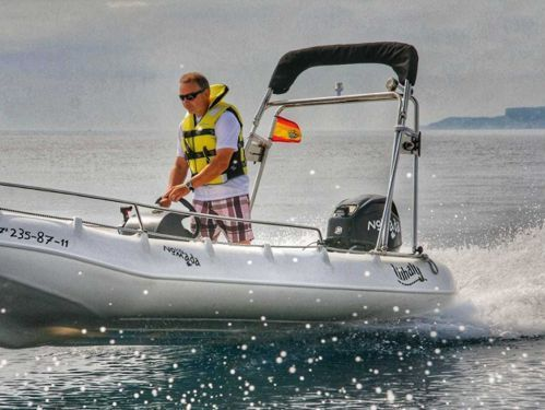 Speedboat Custom Built · 2015