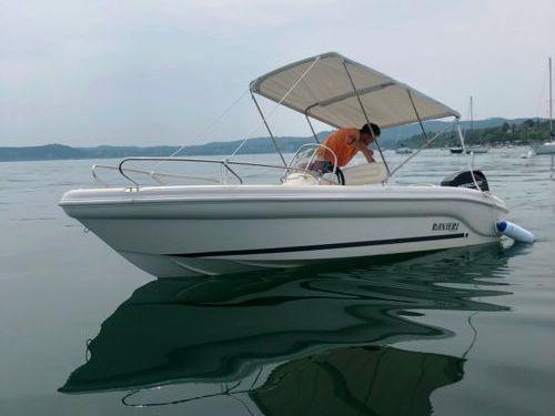 Speedboat Ranieri Shark 17 · 2021